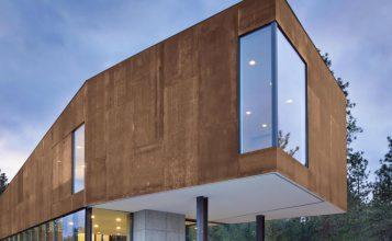 Proyectos de lujo: Rimrock casa privada unica