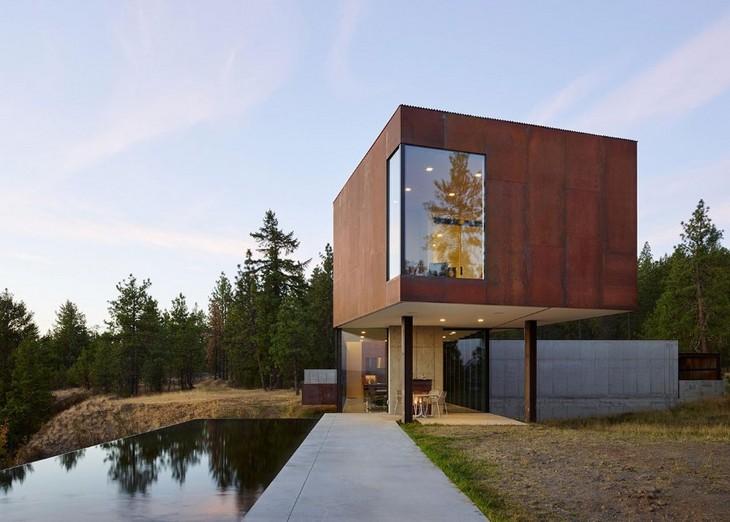 Proyectos de lujo: Rimrock casa privada unica proyectos de lujo Proyectos de lujo: Rimrock casa privada unica Rimrock Private Residence by Olson Kundig Architects 3