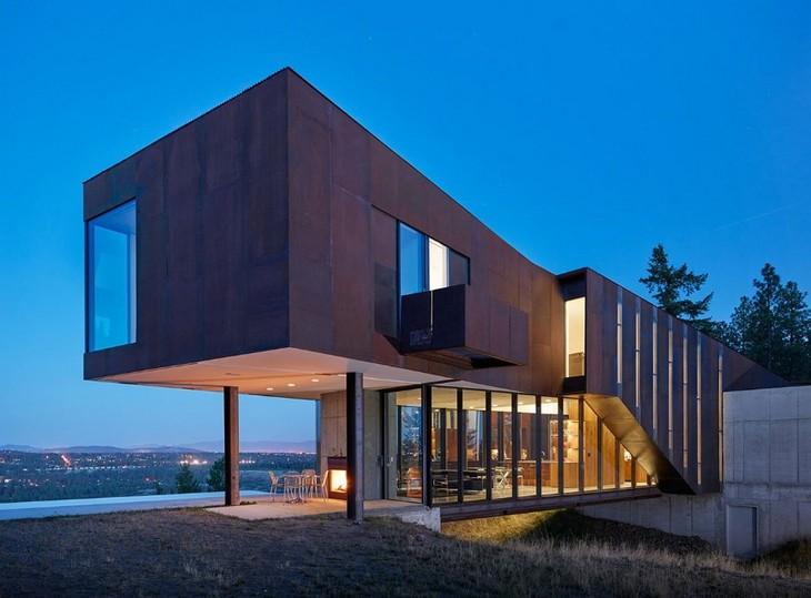 Proyectos de lujo: Rimrock casa privada unica proyectos de lujo Proyectos de lujo: Rimrock casa privada unica Rimrock Private Residence by Olson Kundig Architects 4