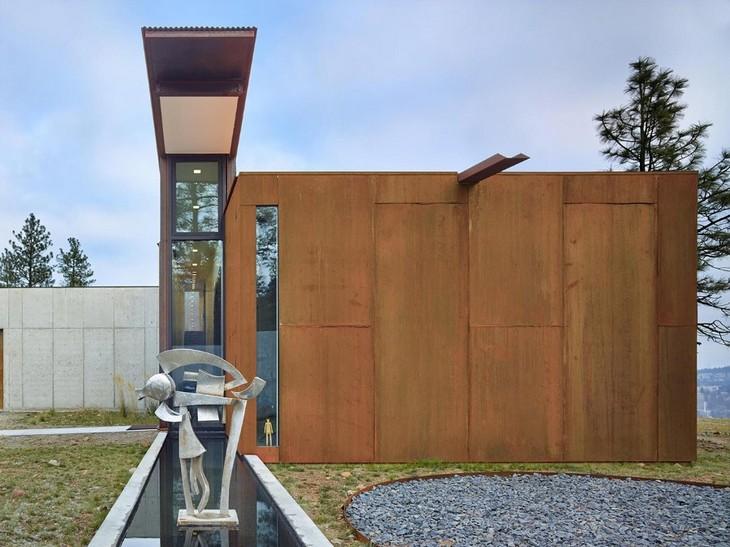 proyectos de lujo Proyectos de lujo: Rimrock casa privada unica Rimrock Private Residence by Olson Kundig Architects 7