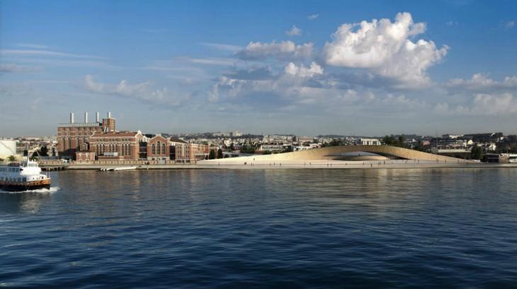 Segredos de Portugal: Lo guia de lujo para veres Arquitectura guia de lujo Segredos de Portugal: Lo guia de lujo para veres Arquitectura River view copyright AL A