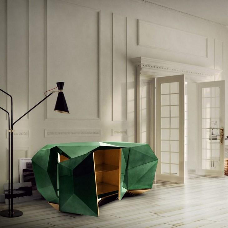 Cinco Ideas de lujo: Aparadores para decorar una Sala Ideas de lujo Cinco Ideas de lujo: Aparadores para decorar una Sala diamond