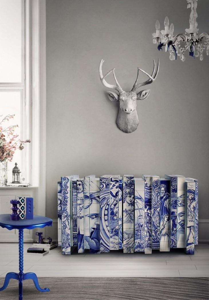 Cinco Ideas de lujo: Aparadores para decorar una Sala Ideas de lujo Cinco Ideas de lujo: Aparadores para decorar una Sala heritage