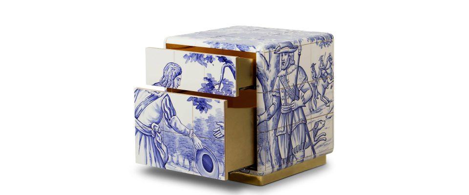 Heritage: una colección para interiorismo de lujo da Boca do Lobo
