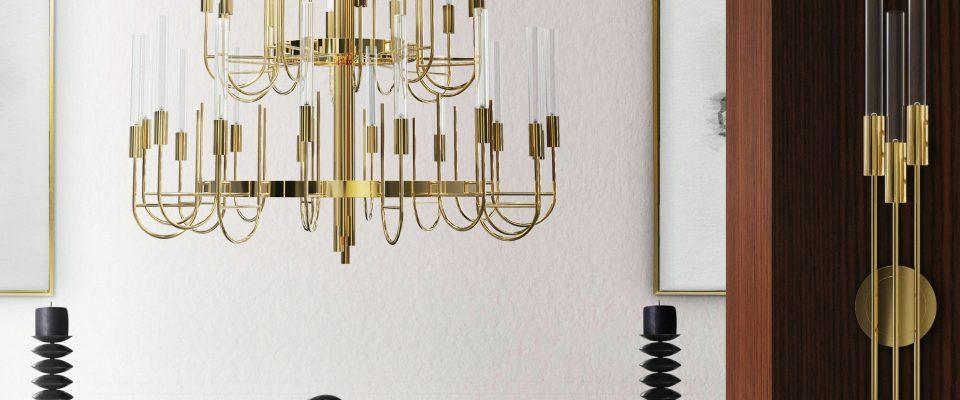 Tendencias para illuminación: cinco ideas de lujo para tús proyectos