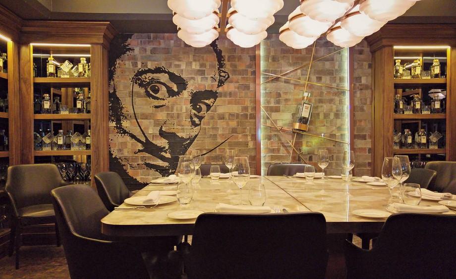 TATEL: Un lujoso restaurante en Madrid lujoso restaurante TATEL: Un lujoso restaurante en Madrid 27310949941 d828506c2d b