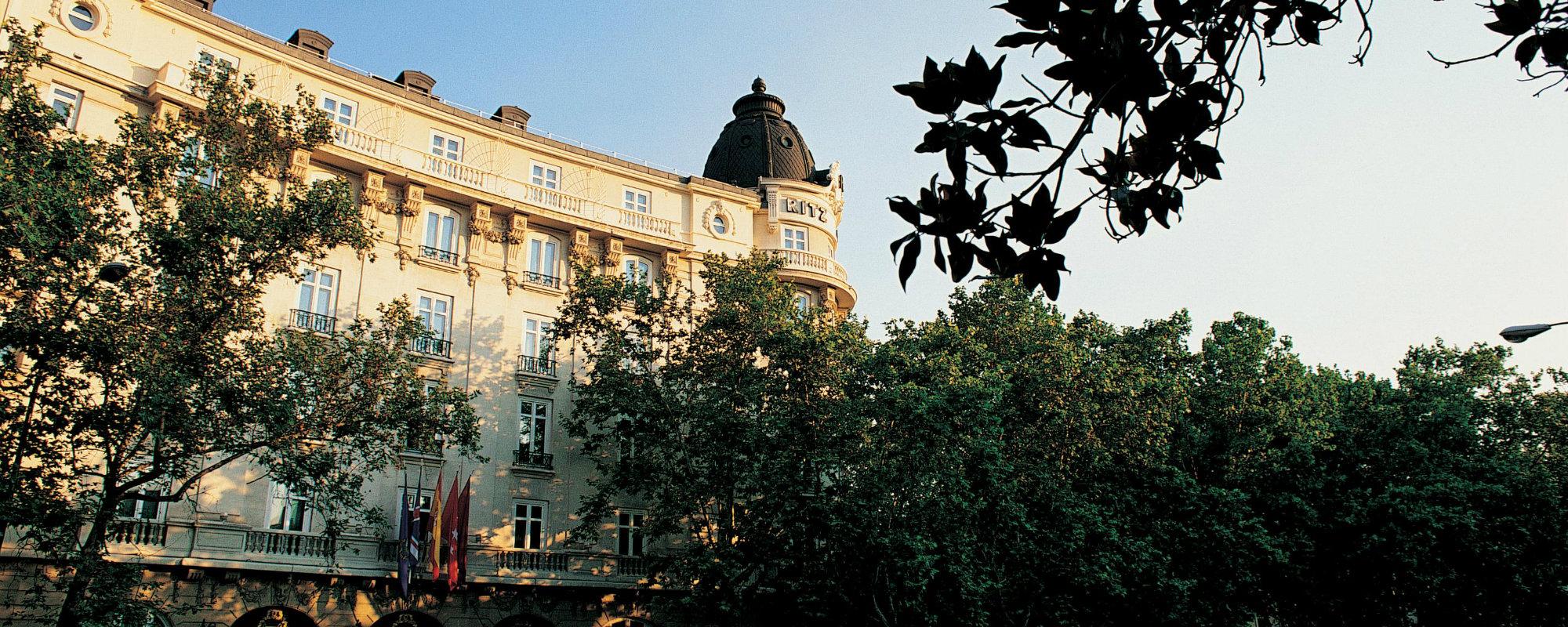 Hotel Ritz – Lujoso Hotel en Madrid