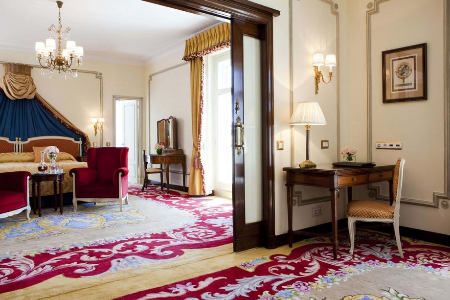Hotel Ritz – Lujoso Hotel en Madrid Lujoso Hotel Hotel Ritz – Lujoso Hotel en Madrid Hotel Ritz One Bedroom Suite