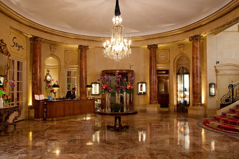 Hotel Ritz – Lujoso Hotel en Madrid Lujoso Hotel Hotel Ritz – Lujoso Hotel en Madrid Hotel Ritz by Belmond Madrid Lobby