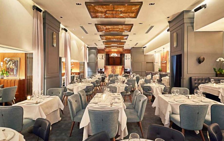 TATEL: Un lujoso restaurante en Madrid lujoso restaurante TATEL: Un lujoso restaurante en Madrid Tatel 4