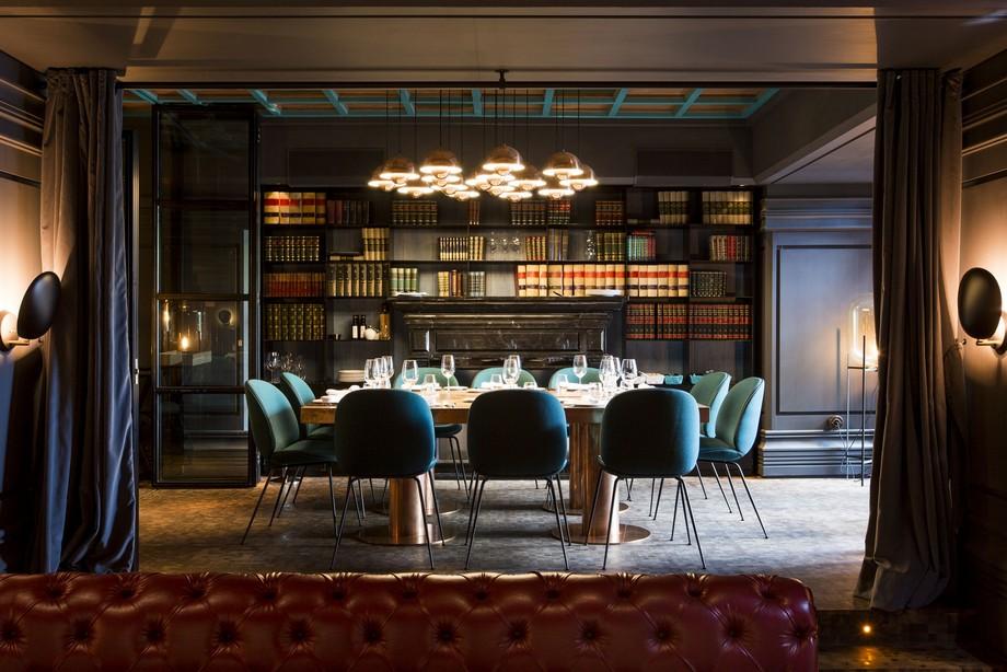 TATEL: Un lujoso restaurante en Madrid lujoso restaurante TATEL: Un lujoso restaurante en Madrid restaurante tatel madrid 02