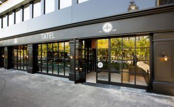 TATEL: Un lujoso restaurante en Madrid