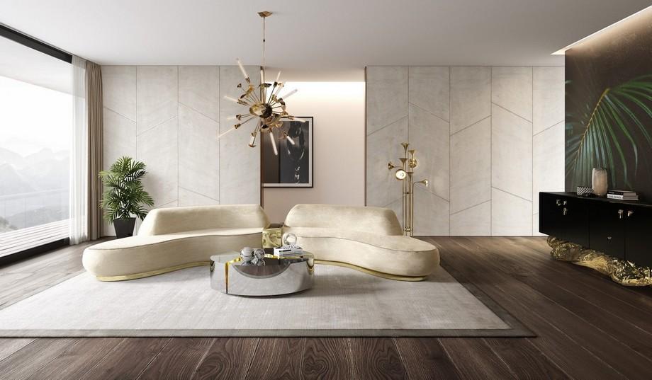Ideas para decorar: Amparadores de lujo para tú casa  Ideas para decorar: Amparadores de lujo para tú casa 2 3
