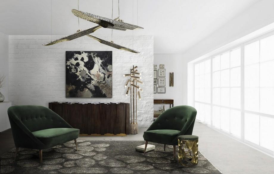 Ideas para decorar: Amparadores de lujo para tú casa  Ideas para decorar: Amparadores de lujo para tú casa 5 1 2