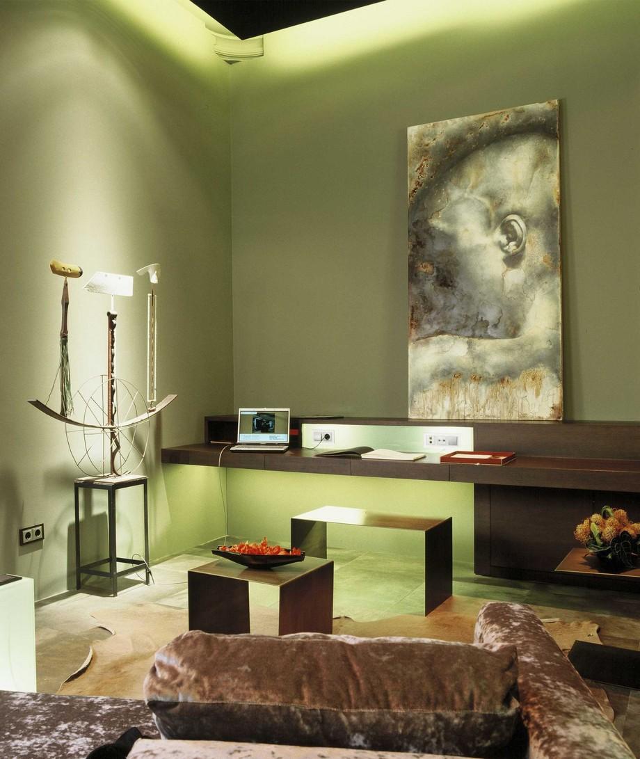 Una de mis premisas es lograr la elegancia en todos los proyectos que hago, a través de la iluminación, los materiales y la textura. Siempre consiguiendo que el cliente se sienta identificado con la propuesta creada para su espacio. Interiorista de Lujo Sara Folch – Una Interiorista de Lujo en Barcelona CASADBCN2005 04 2109x2500
