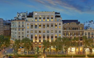 Mandarin Oriental Barcelona – Lujoso Hotel