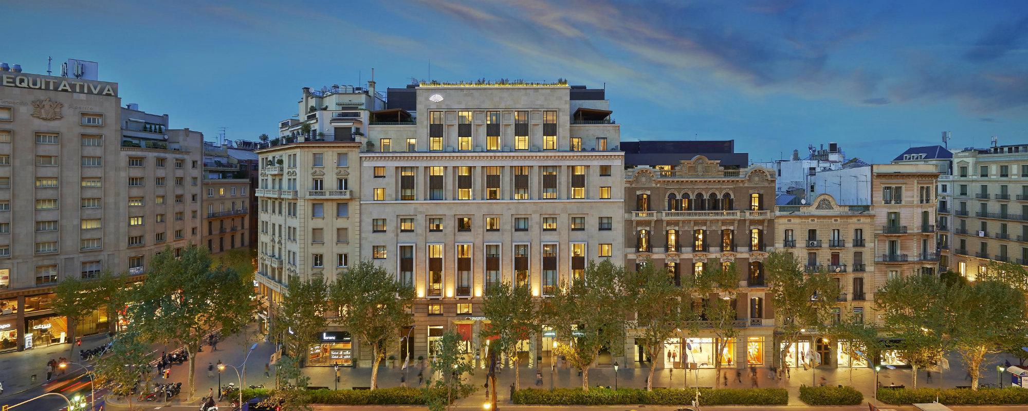 Mandarin Oriental Barcelona – Lujoso Hotel lujoso hotel Mandarin Oriental Barcelona – Lujoso Hotel Featured 1
