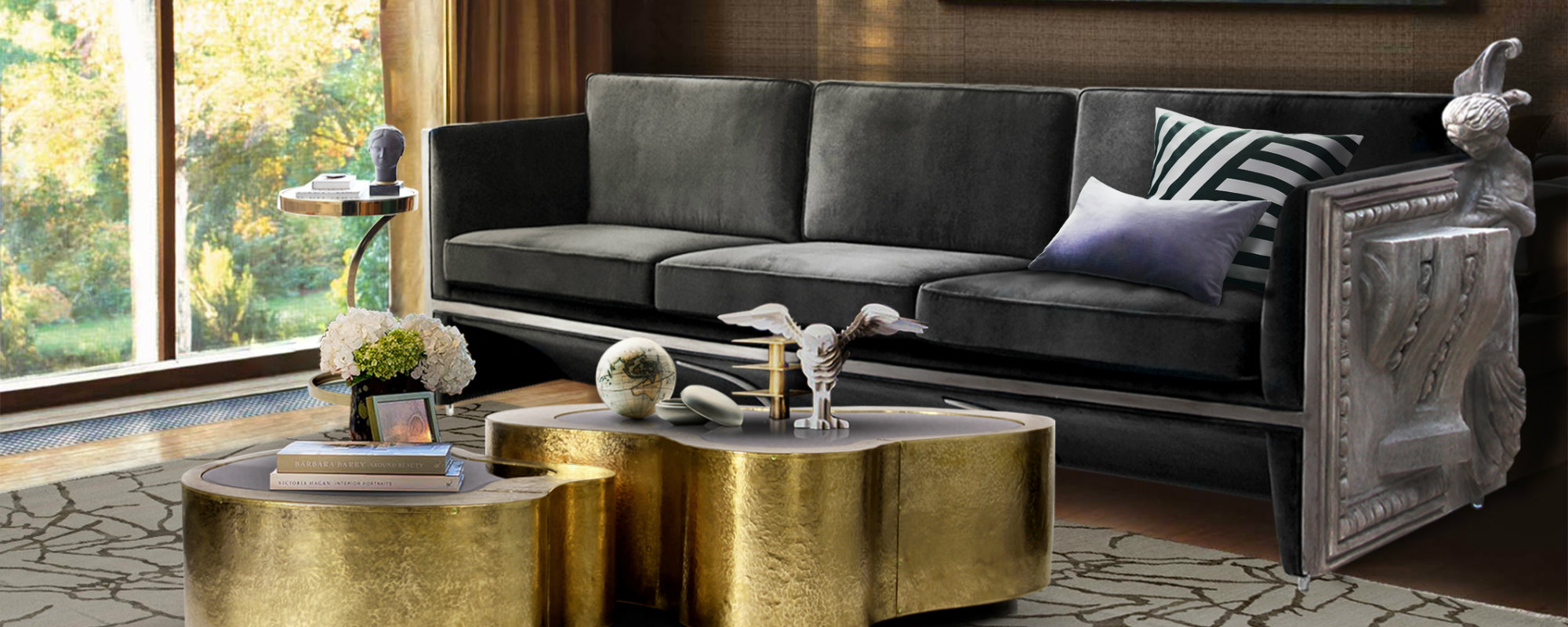 Tendencias de Decoración: Ideas para tú sala de estar