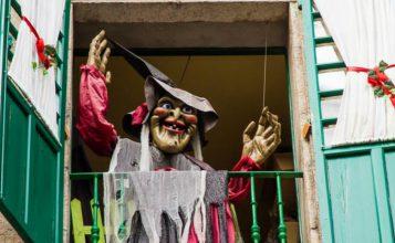 Ideas para visitar: Halloween en España