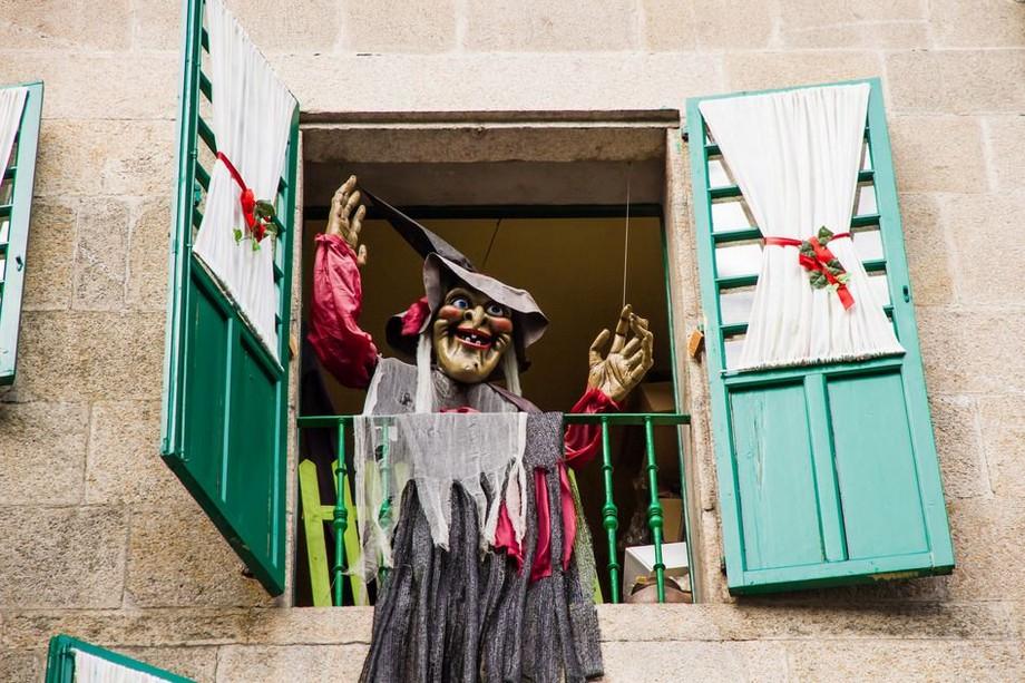 Ideas para visitar: Halloween en España Galicia Halloween