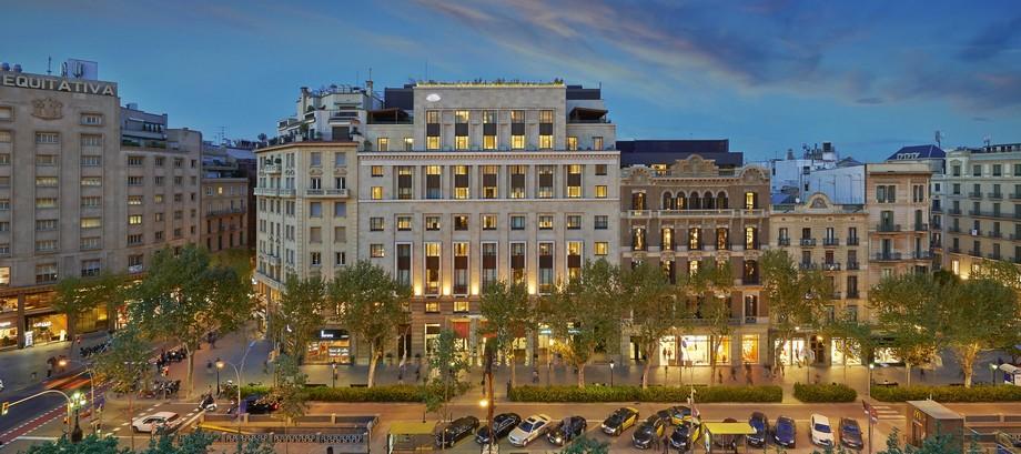 Mandarin Oriental Barcelona – Lujoso Hotel lujoso hotel Mandarin Oriental Barcelona – Lujoso Hotel barcelona 2014 exterior