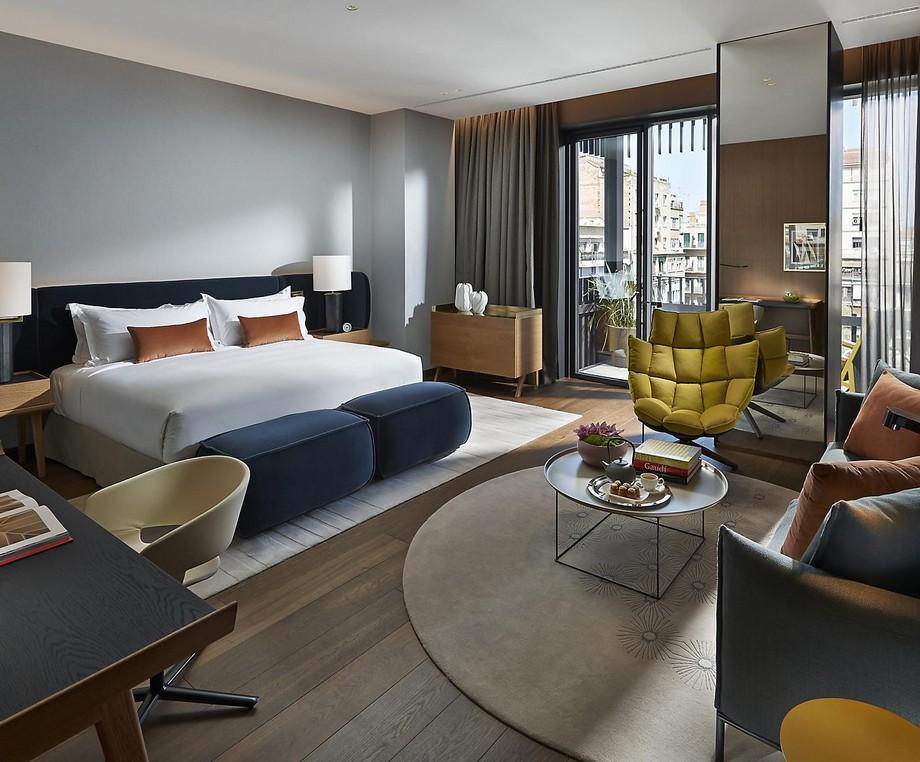 Mandarin Oriental Barcelona – Lujoso Hotel lujoso hotel Mandarin Oriental Barcelona – Lujoso Hotel barcelona 2014 suite mandarin junior bedroom