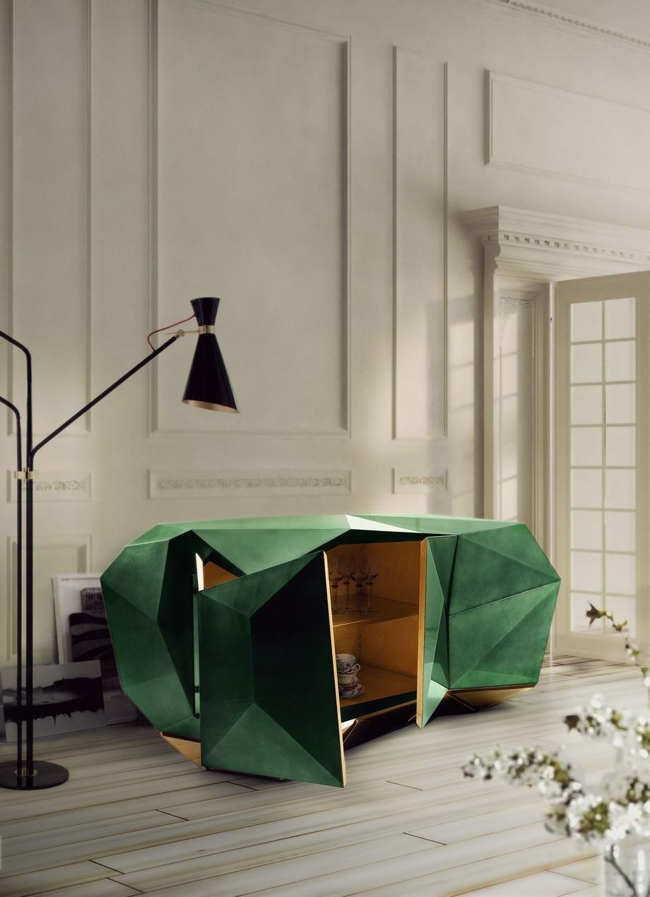 Ideas para Decorar: Aparadores coloridos para una sala de estar ideas para decorar Ideas para Decorar: Aparadores coloridos para una sala de estar diamond 2