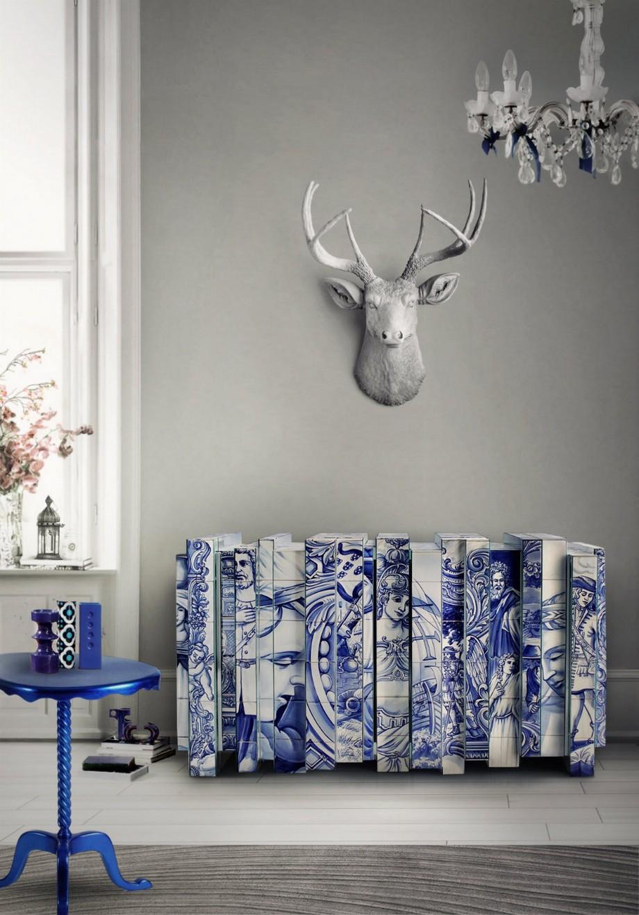 Ideas para decorar Ideas para decorar: Lujoso Aparadores para tú sala de estar heriateg2