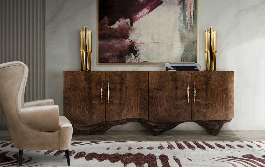 Ideas para decorar Ideas para decorar: Lujoso Aparadores para tú sala de estar huang
