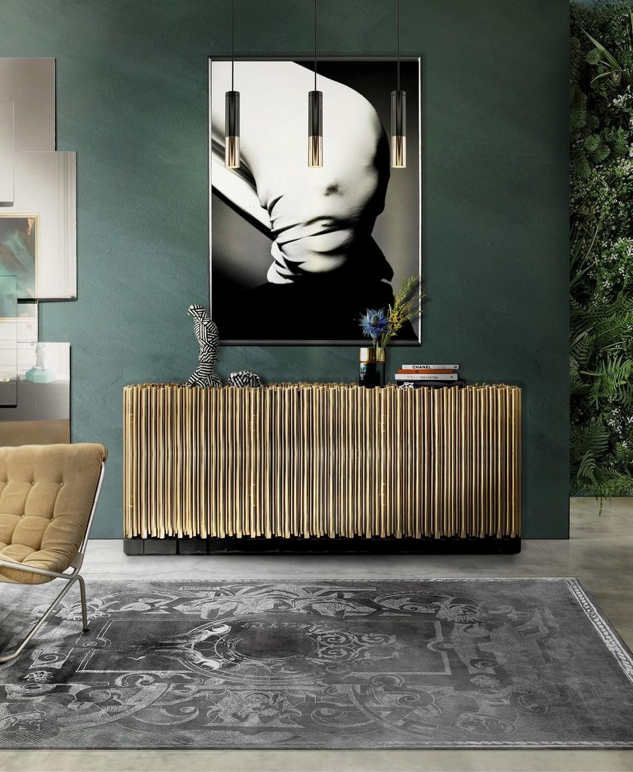 Ideas para decorar: Lujoso Aparadores para tú sala de estar