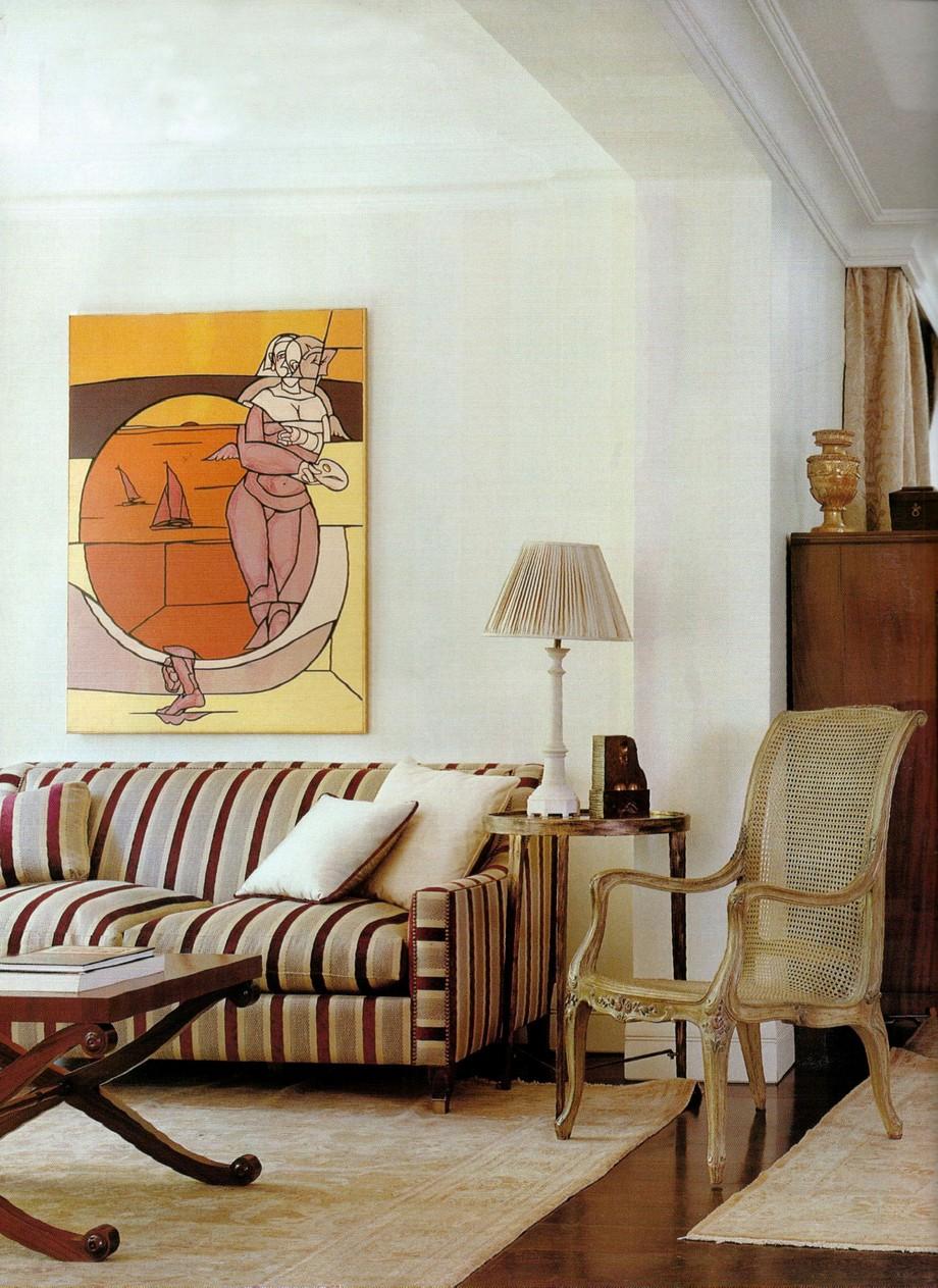 Ramón Garcia Jurado: un decorador de lujo en Madrid  Ramón Garcia Jurado: un decorador de lujo en Madrid 13