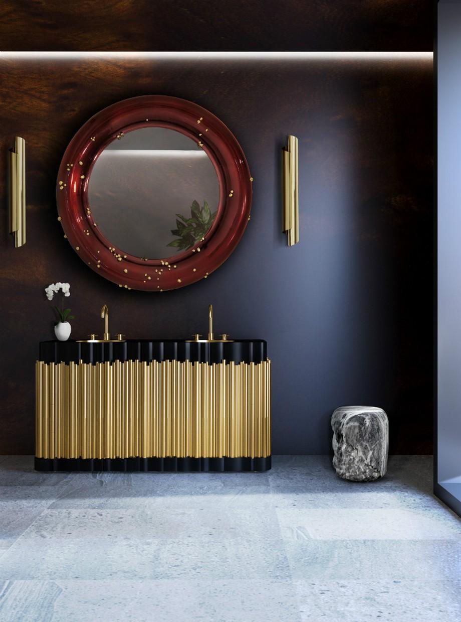 Ideas para Decorar: Espejos de lujo para poneres en una habitación ideas para decorar Ideas para Decorar: Espejos de lujo para poneres en una habitación Belize Mirror