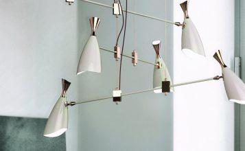 Ideas para Decorar: Lámparas de teto blancas para un hogar de lujo