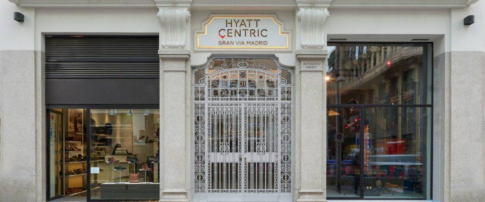 Hotel Hyatt: un lujoso hotel en centro de Madrid