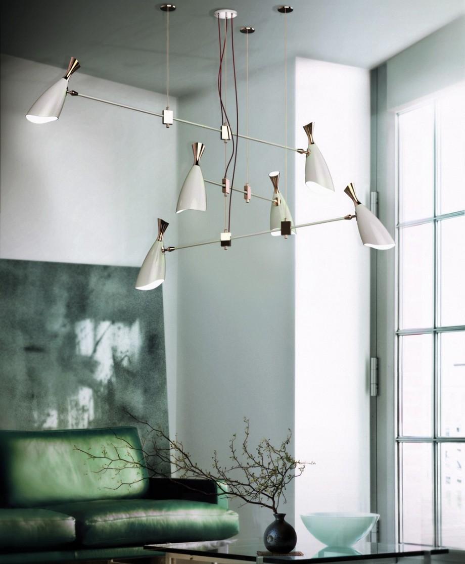 Ideas para Decorar: Lámparas de teto blancas para un hogar de lujo How These 5 White Chandeliers Will Turn Your Home Decor Around 1
