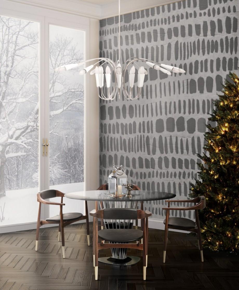 Ideas para Decorar: Lámparas de teto blancas para un hogar de lujo Ideas para Decorar: Lámparas de teto blancas para un hogar de lujo How These 5 White Chandeliers Will Turn Your Home Decor Around 2