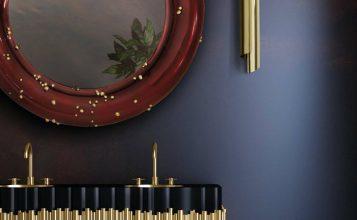 Ideas para Decorar: Espejos de lujo para poneres en una habitación ideas para inovar Ideas para Inovar: tendencias para decorar un cuarto de baño Kayan Mirror 357x220