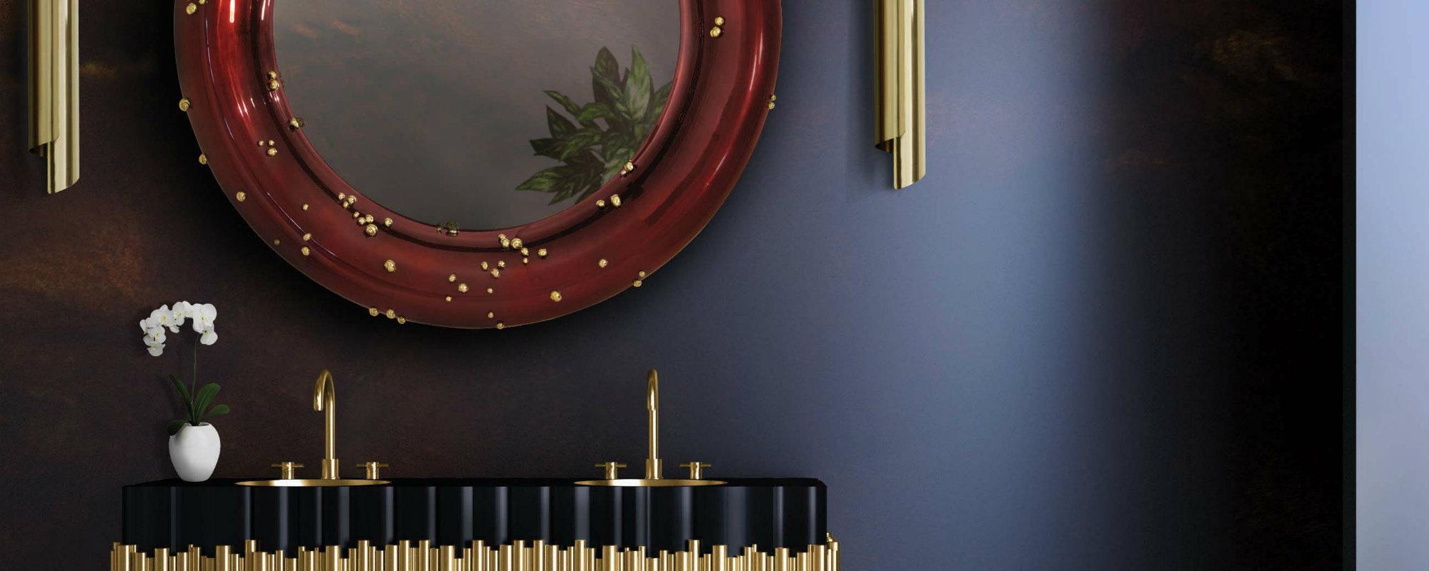 Ideas para Decorar: Espejos de lujo para poneres en una habitación ideas para decorar Ideas para Decorar: Espejos de lujo para poneres en una habitación Kayan Mirror