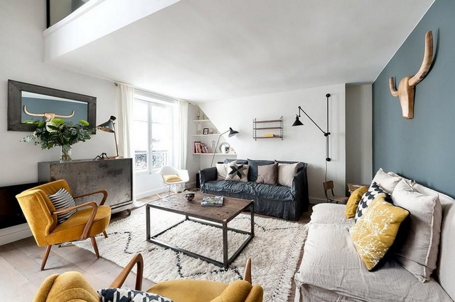 Tendencias de Lujo: Ideas para una sala de estar contemporánea Unique Living Rooms Designs for a Contemporary Home 4