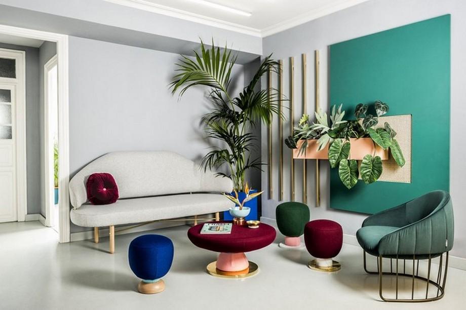 Tendencias de Lujo: Ideas para una sala de estar contemporánea Unique Living Rooms Designs for a Contemporary Home 5