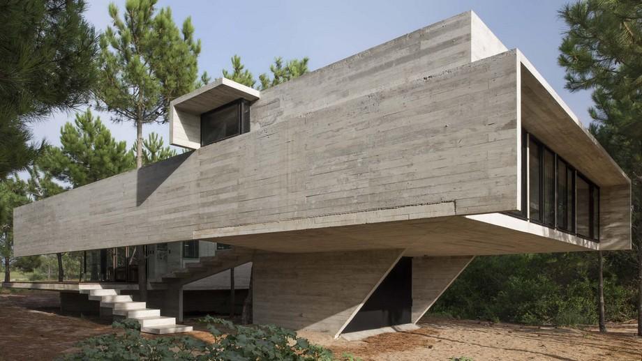 Luciano Kruk: un arquitecto de lujo en Argentina Luciano Kruk: un arquitecto de lujo en Argentina contemporary house SJ Luciano Kruk