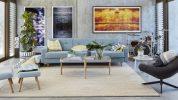 Tendencias de Lujo: Ideas para una sala de estar contemporánea  Tendencias de Lujo: Ideas para una sala de estar contemporánea featured 178x100