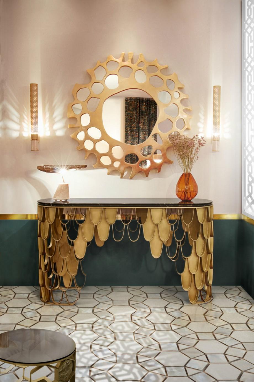Ideas para Decorar: Espejos de lujo para poneres en una habitación ideas para decorar Ideas para Decorar: Espejos de lujo para poneres en una habitación helios mirror 2
