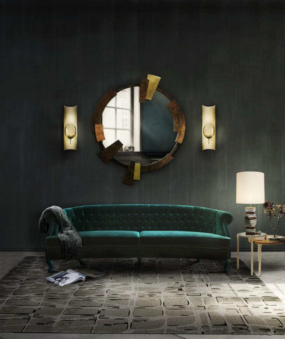 Ideas para Decorar: Espejos de lujo para poneres en una habitación ideas para decorar Ideas para Decorar: Espejos de lujo para poneres en una habitación kaamos mirror