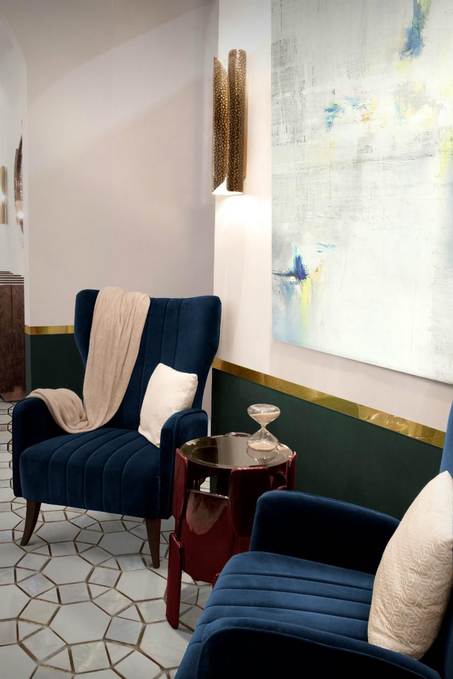 Ideas para decorar: Sillas modernas para tús proyectos de lujo ideas para decorar Ideas para decorar: Sillas modernas para tús proyectos de lujo Davis armchair