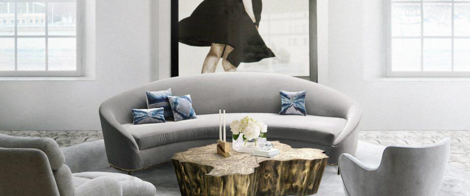 Tendencias para Decorar: Ideas para tú sala de estar de lujo
