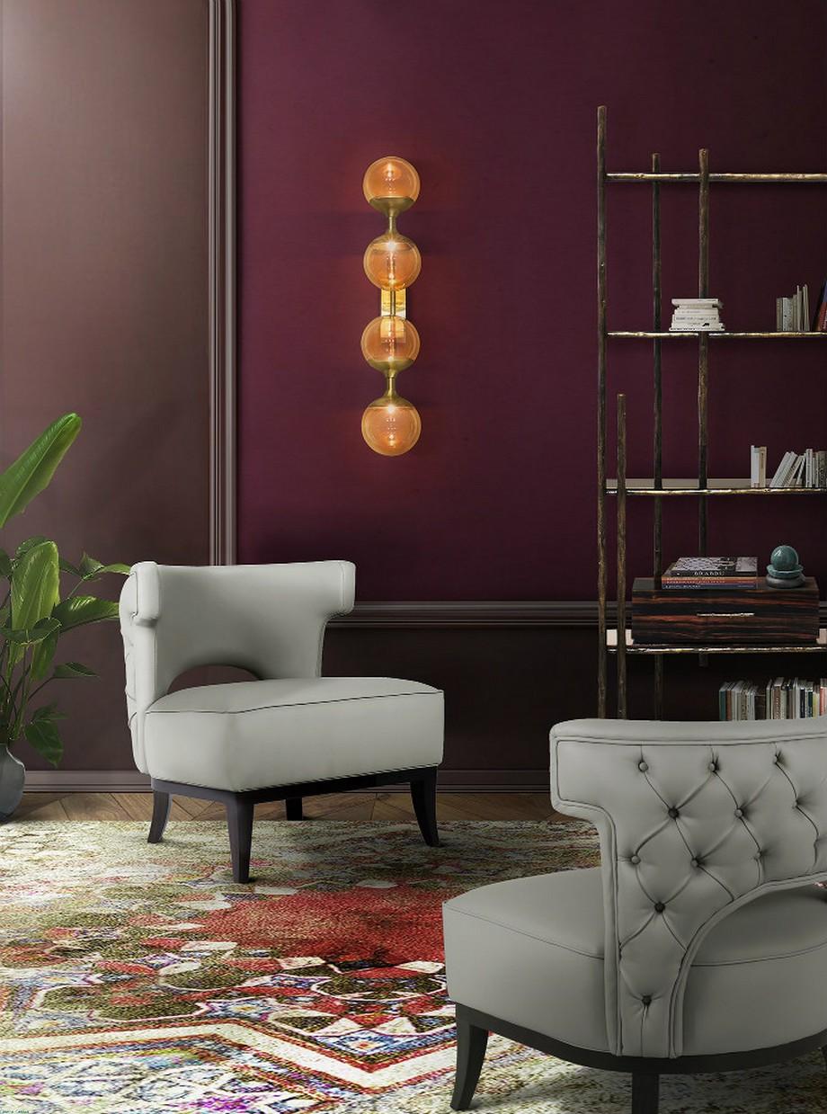 Ideas para decorar: Sillas modernas para tús proyectos de lujo ideas para decorar Ideas para decorar: Sillas modernas para tús proyectos de lujo Kansas Armchair