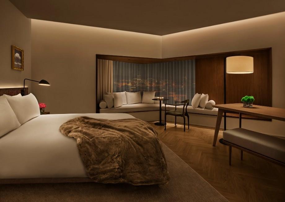 Hotel de lujo: un proyecto deslumbrante de diseño en Barcelona hotel de lujo Hotel de lujo: un proyecto deslumbrante de diseño en Barcelona 7 Edition Hotels Barcelona