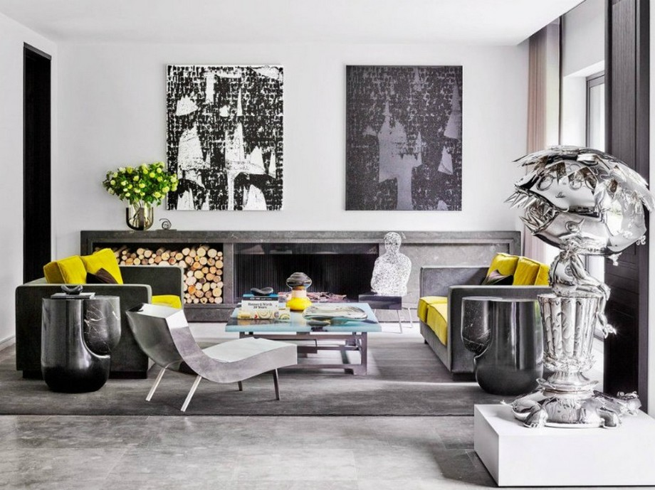 Tendencias 2019: Los 10 mejores diseñadores de interiores tendencias 2019 Tendencias 2019: Los 10 mejores diseñadores de interiores Charles Zana