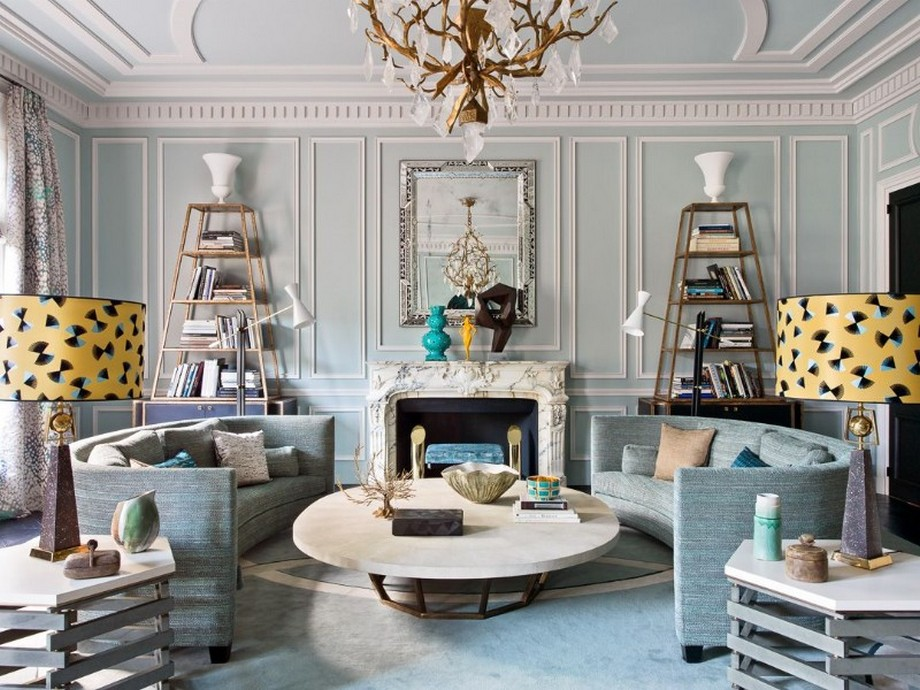 Tendencias 2019: Los 10 mejores diseñadores de interiores tendencias 2019 Tendencias 2019: Los 10 mejores diseñadores de interiores Jean Louis Deniot